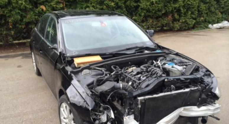 Audi A4 2013 2.0 L