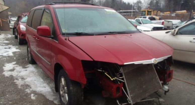 CHRYSLER TOWN & COUNTRY 2009 3.8L