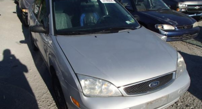 Ford Focus ZX4 2006 2.0L