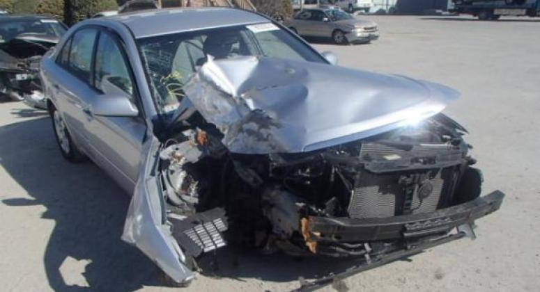 Hyundai Sonata 2006 2.4L
