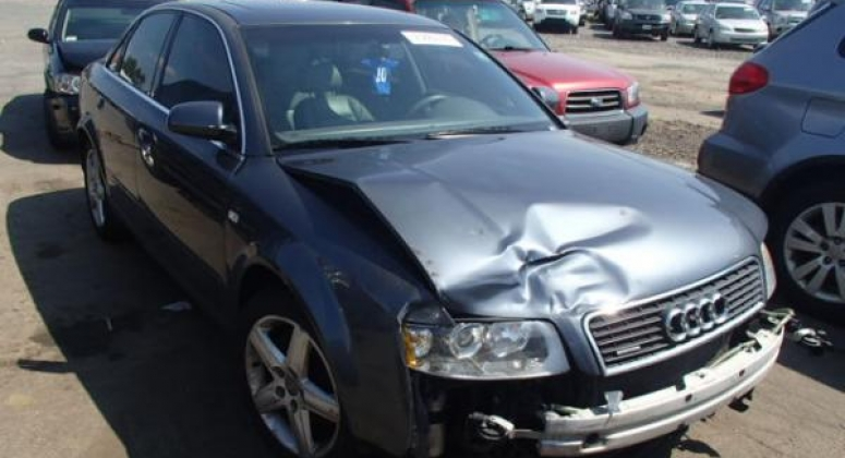 Audi A4 2003 3.0L