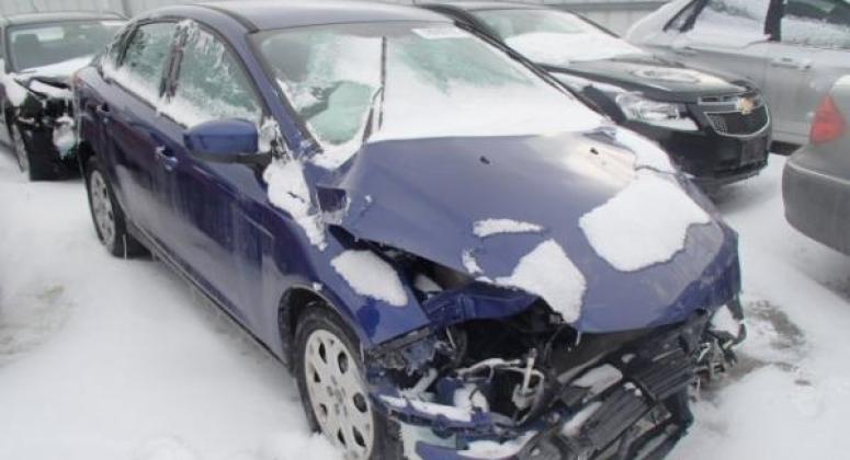 Ford Focus 2012 2.0L