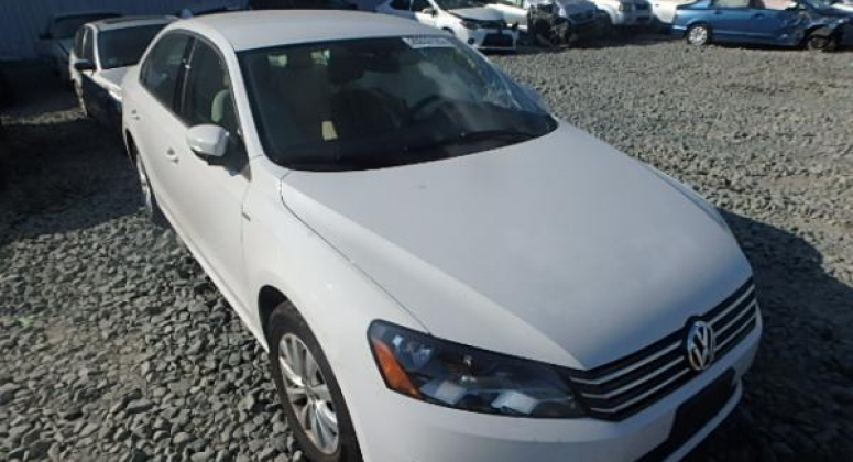 VW PASSAT 2015 1.8L