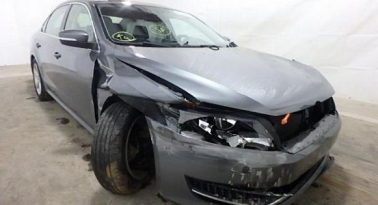 VW Passat 2013 2,5L