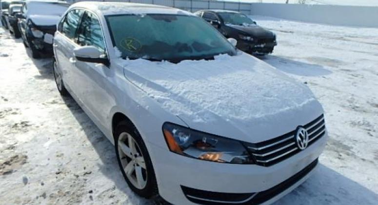 Volkswagen Passat 2012 2.5L